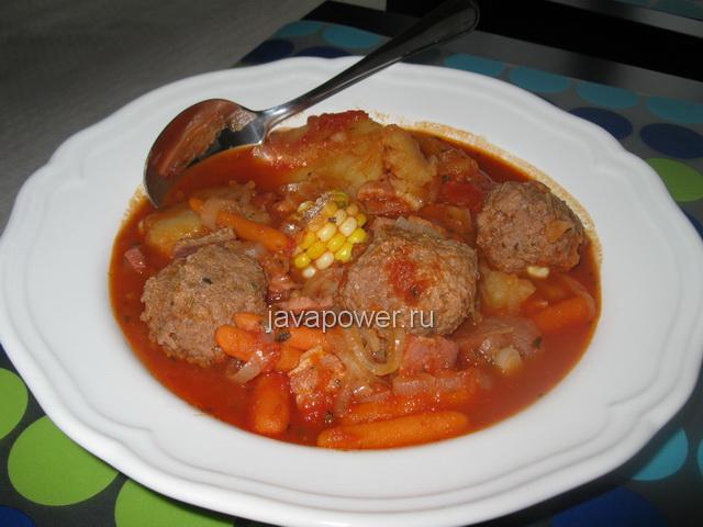 суп рагу
