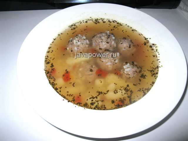 суп кифта