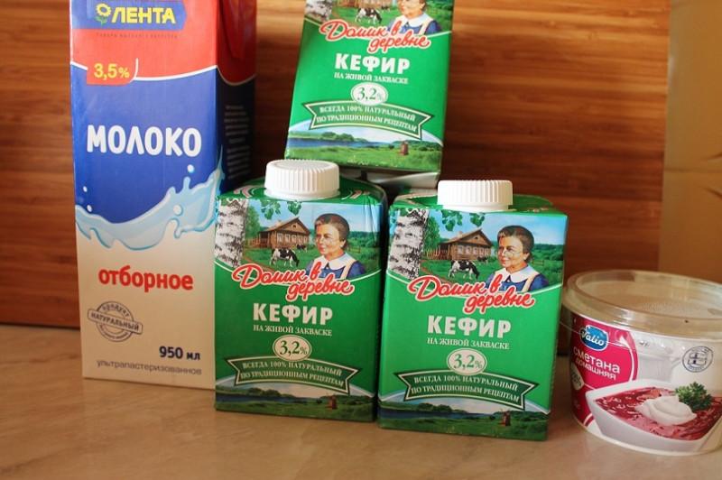 Как сделать из молока кефир дома