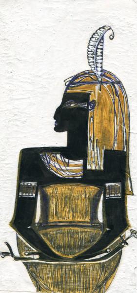 Богиня Маат (2)