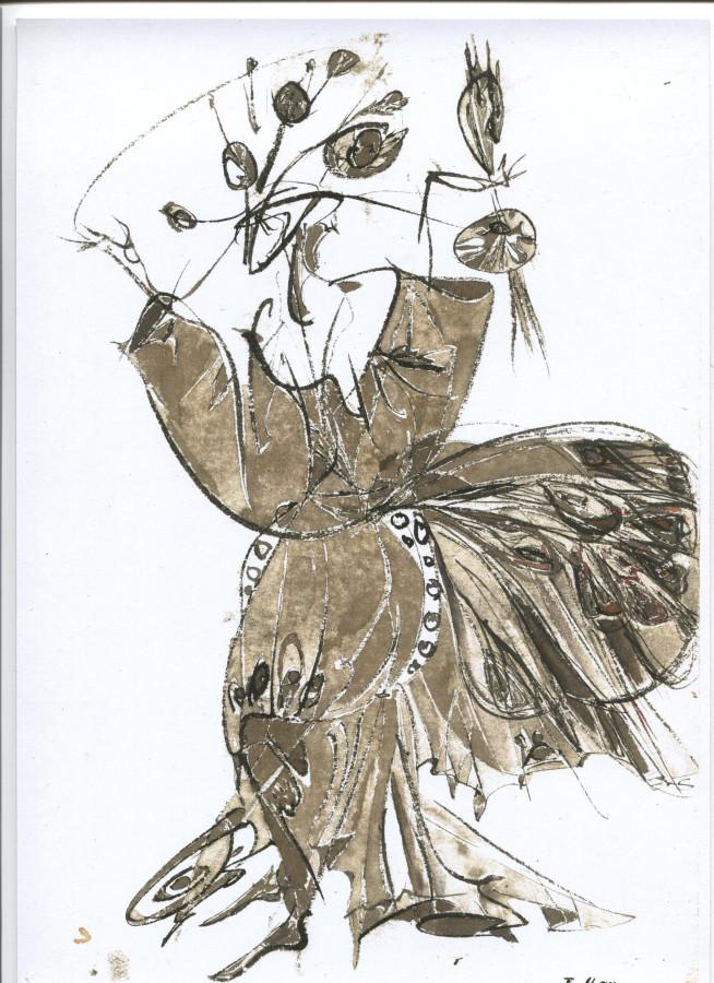 Жар-птица 001