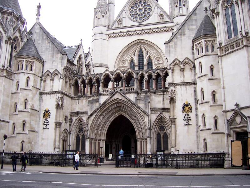 Высокий суд Англии и Уэльса