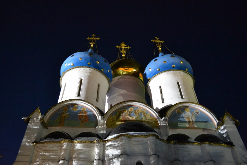 Успенский собор, Троице-Сергиева Лавра