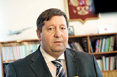 Илья Михальчук будет работать в «СУ-155»