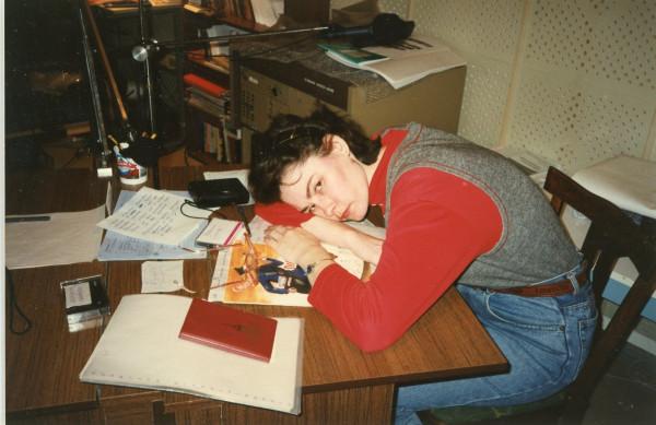 Мои 90-е. Жизнь в отсутствии еды