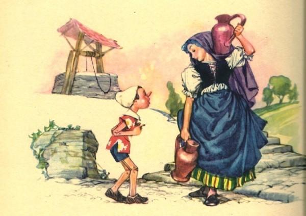 Пиноккио, Буратино и бремя страстей человеческих