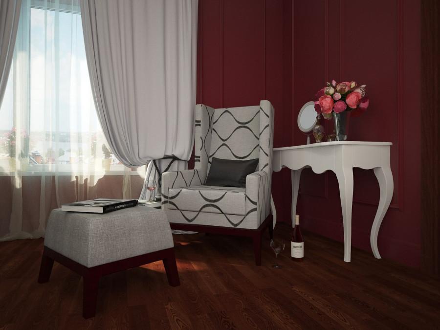 спальня кресло