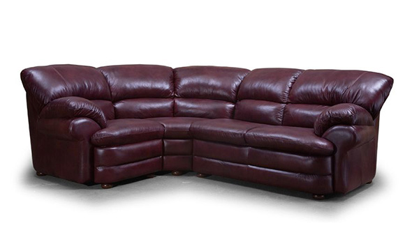 диван-кожаный