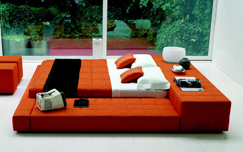 Square-Upholstered-Double-Bed-by-Bonaldo-1