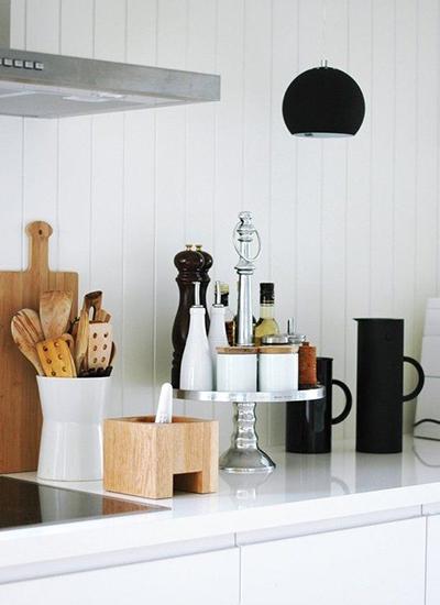 организация на кухне