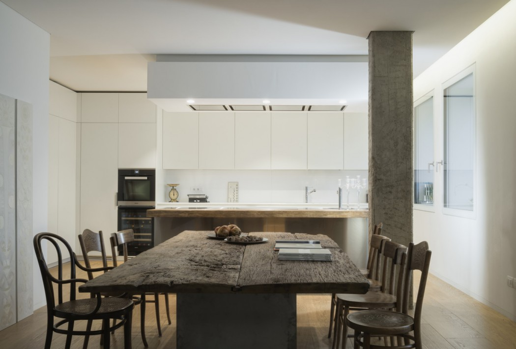 Современная квартира в Италии.