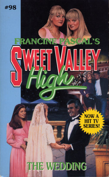 sweet valley high 98 the wedding elizabeth and jessica