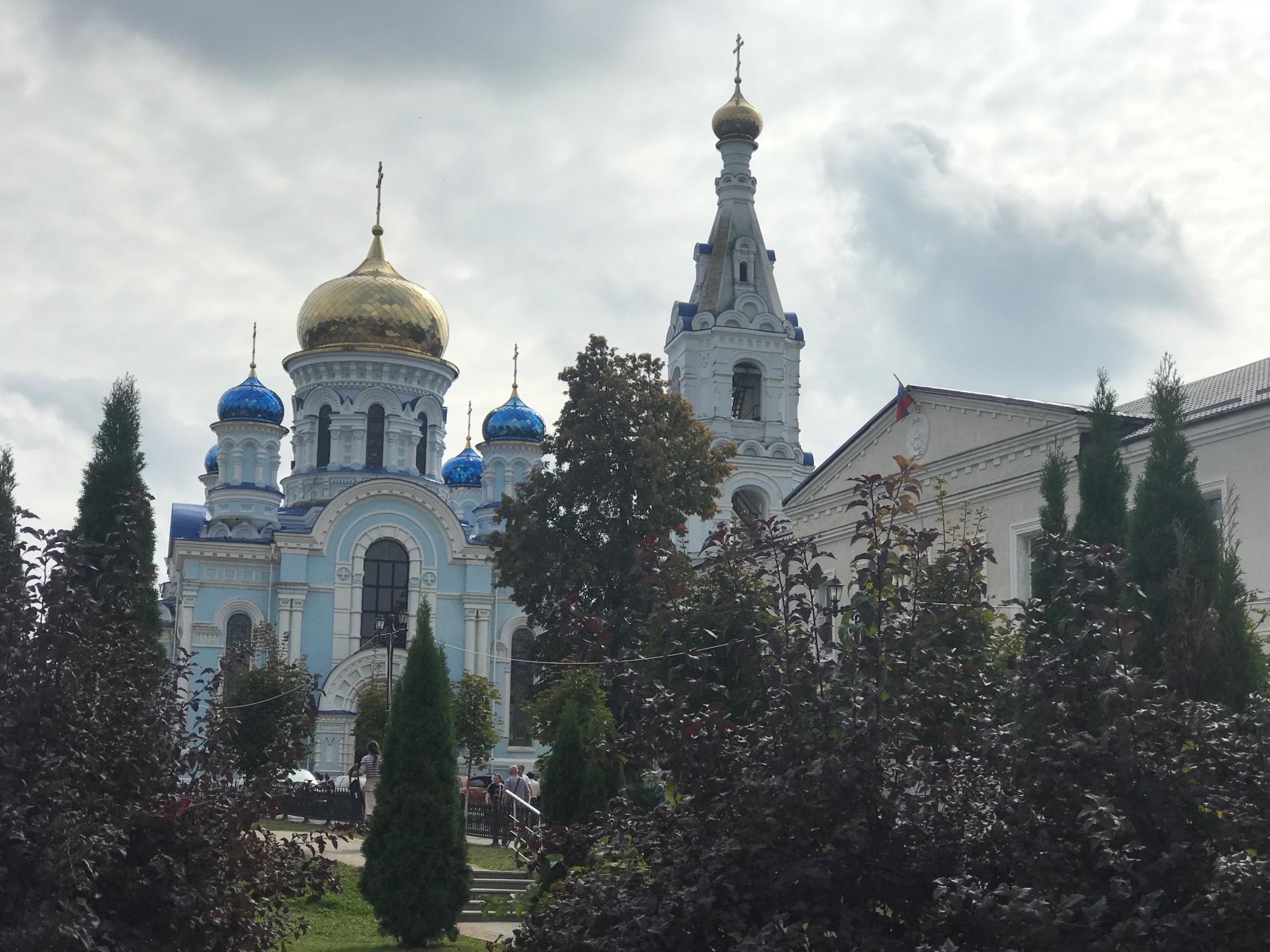 Город Малоярославец. Наши прошедшие выходные были в этом городе.