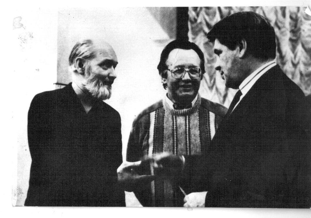 Адамович Карякин Афанасьев Мемориал 1989