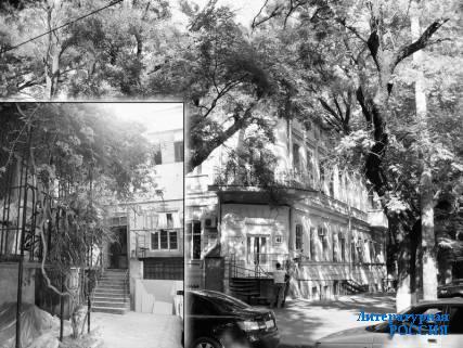дом багрицкого