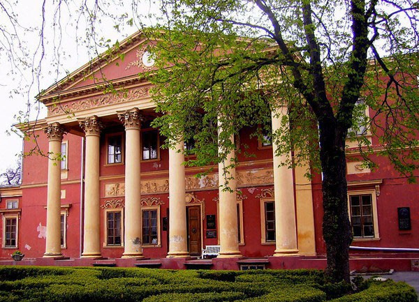 худ музей