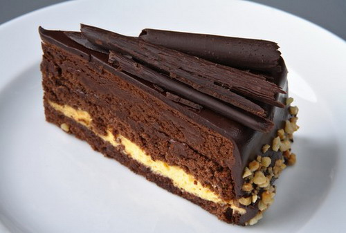 рецепт шоколадного торта брауни фото