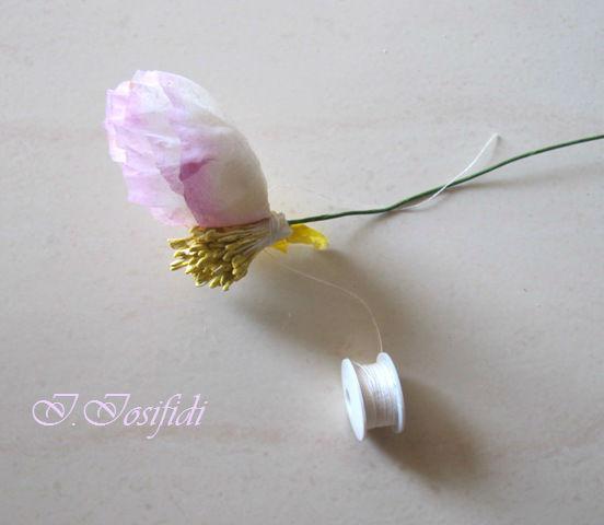 Как сделать староанглийскую розу Дэвида Остина из ткани. Мастер класс.
