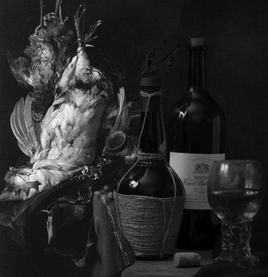 куры и вино