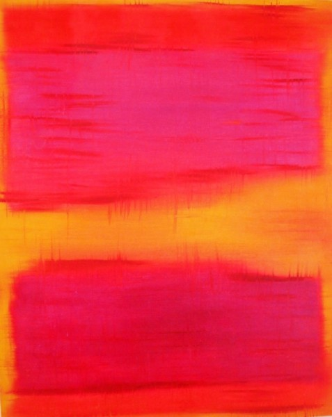 ROTHKO BLACK pink - yellow graded_1