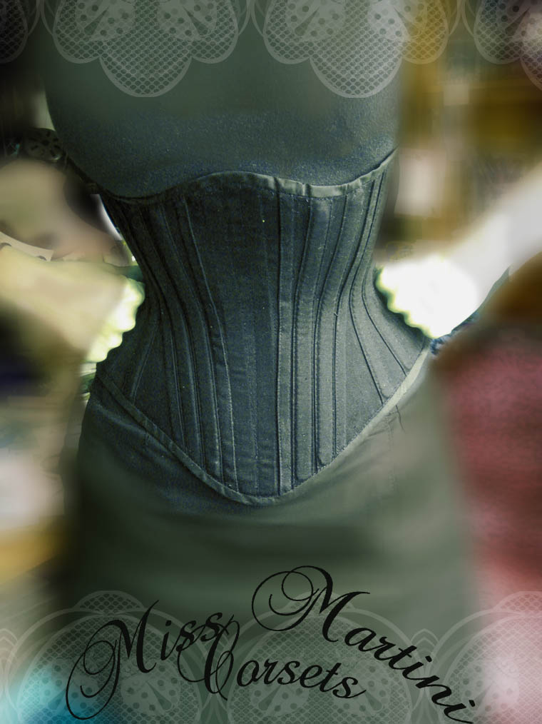 WAIST TRAINING CORSET UNDERBUST yoursize_Trade Me 2.