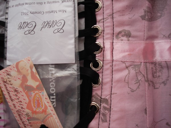carnical cones corset ub