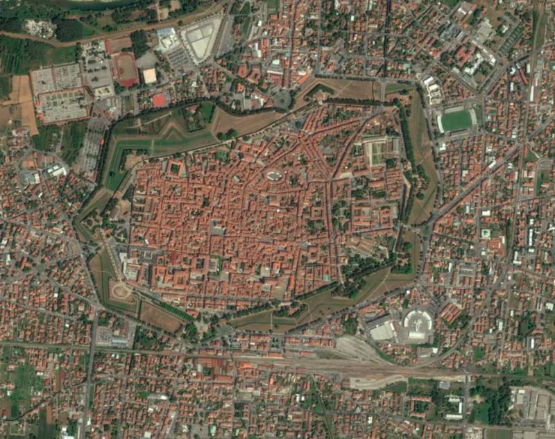 Фото спутника