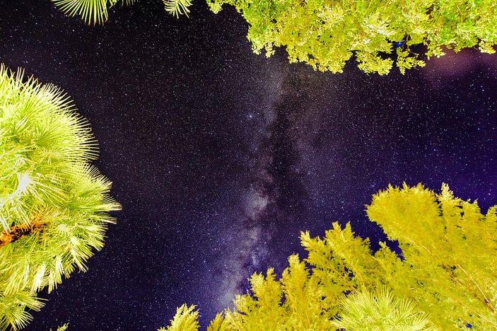 космос небо