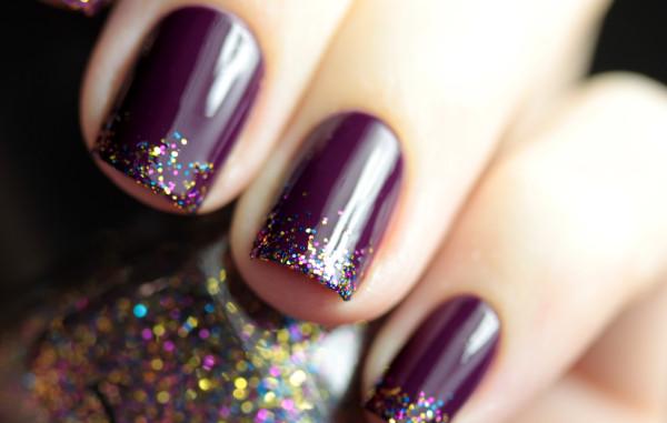 purple rain and sparkleicious closeup small