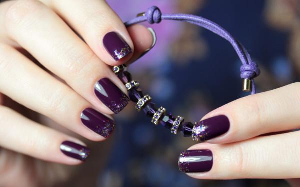 purple rain hands and bracelet small