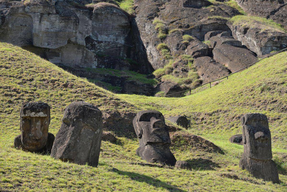 Остров пасхи виды на фото