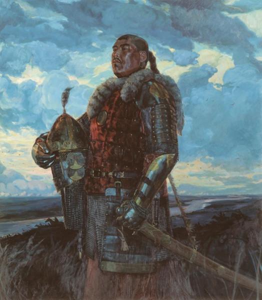 Айдар Кысмет-джан