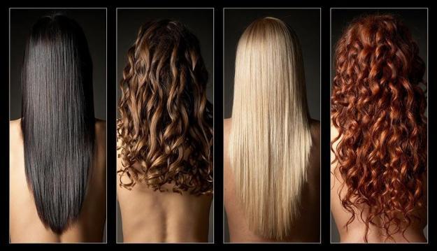 Фото некрасивые волосы