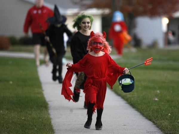 Хэллоуин - Halloween «Праздник «Хэллоуин»7