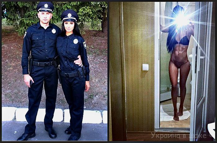 Полиция женщины душ секс
