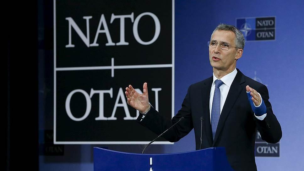 Кому это НАТО