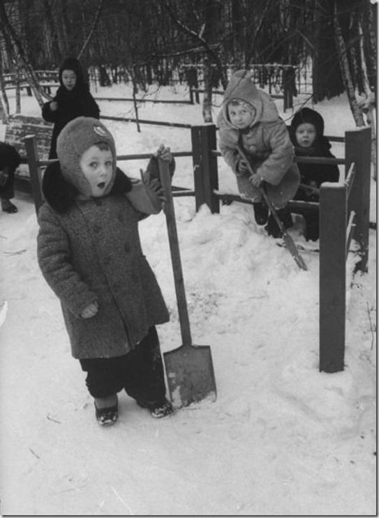 Детский сад шестидесятых1