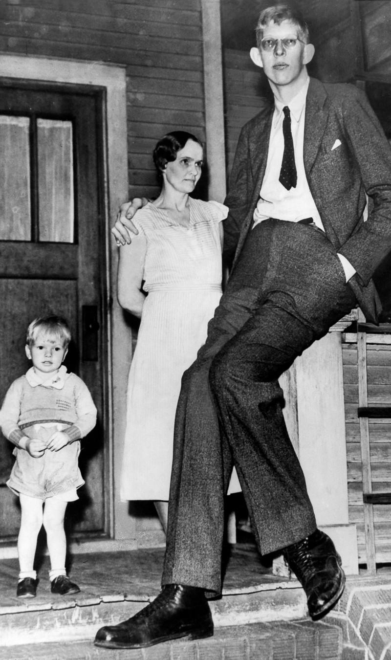 Самый высокий человек в истории
