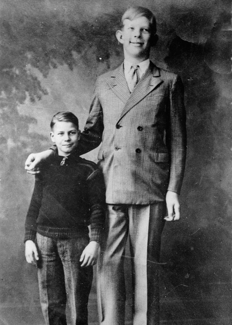 Самый высокий человек в истории1
