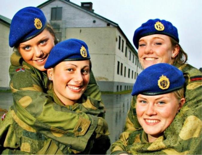 гендерное равенство в Норвегии1