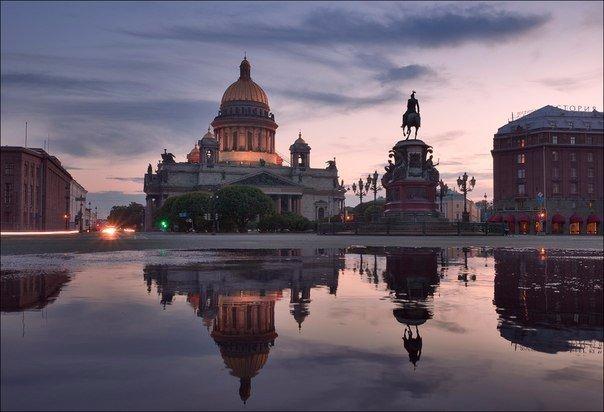 Петербург без слов