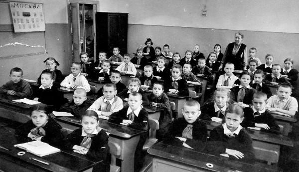 в СССР была лучшая в мире система образования6