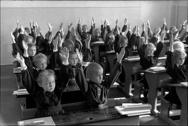 в СССР была лучшая в мире система образования8