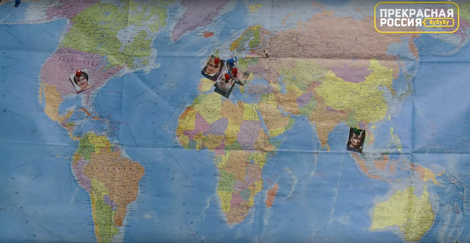 Почему «патриоты» отдыхают за границей?