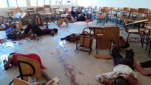 В Кении террористы расстреляли 147 студентов