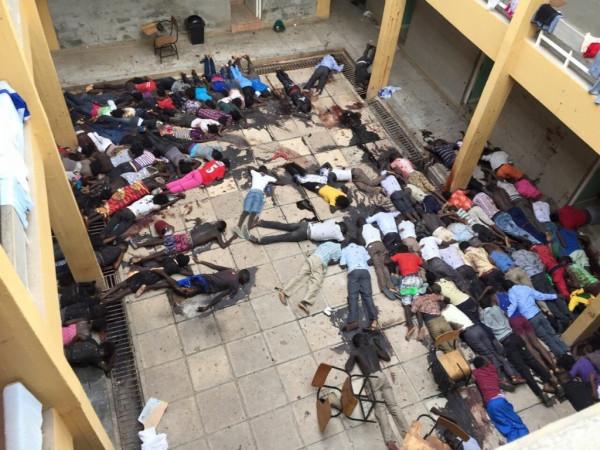В Кении террористы расстреляли 147 студентов1