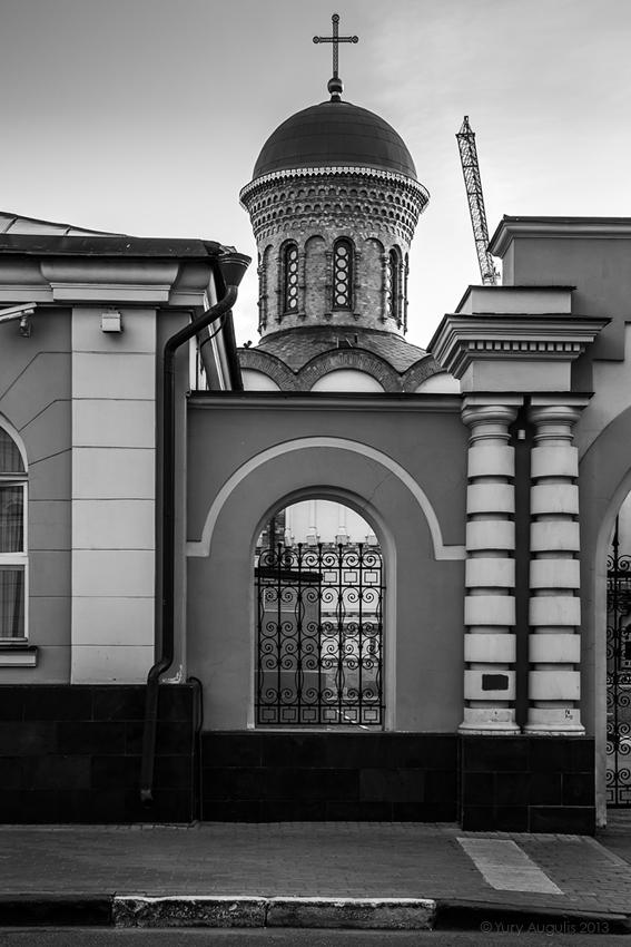 Улица Большая Полянка 20с2