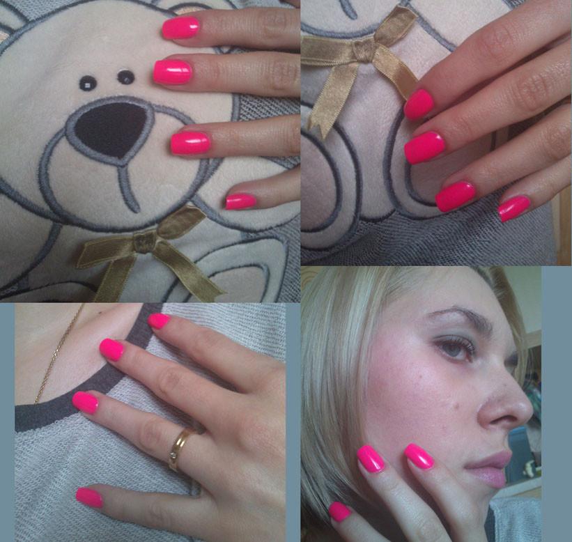 розовый-розовый