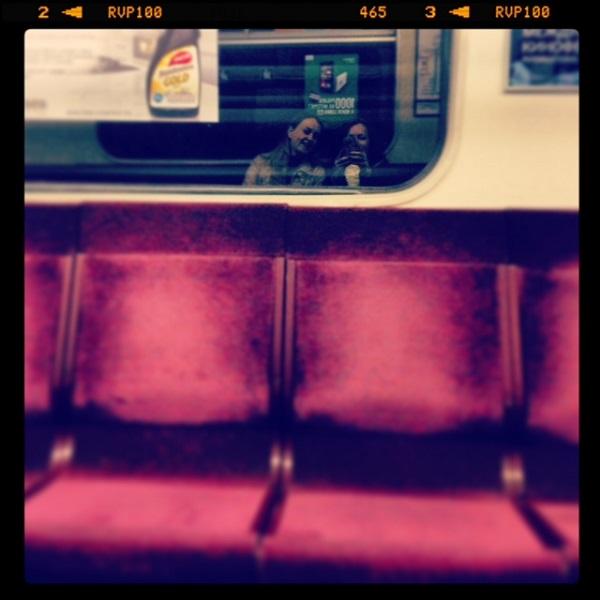 Metro kresla