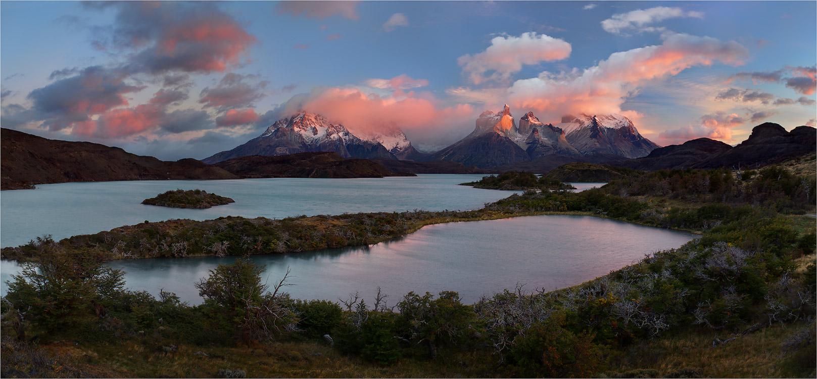 Patagonia. Paine.